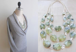 2011Petit – Silver Crochet Chain(1)