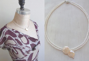 2011Petit – Silver Crochet Chain(2)