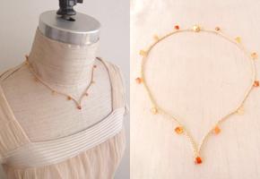 2012Petit – Gold Crochet Chain(2)