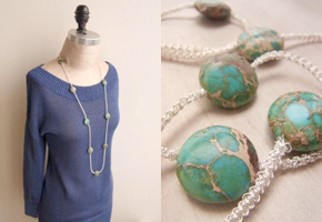 2012Petit – Silver Crochet Chain(2)