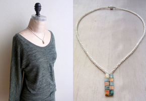 2013Petit – Silver Crochet Chain(1)