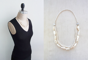 Formal Line – Silver Crochet(1)