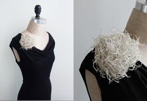 Formal Line – Silver Crochet(4)